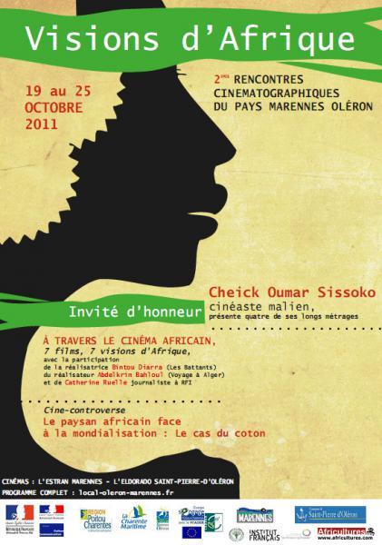Visions d'Afrique, 2° Rencontres Cinématographiques du [...]