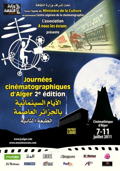 Journées cinématographiques d'Alger - JCA 2011