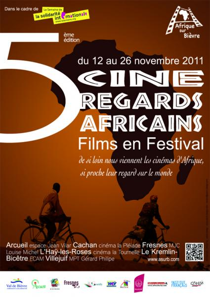 Ciné regards Africains 2011 - 5° édition