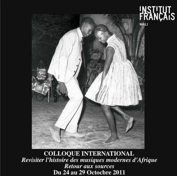 Colloque international sur les musiques africaines