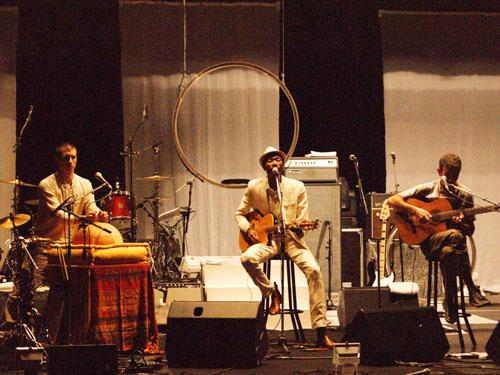 Kaar Kaas Sonn & La Bande d'Aozou en concert