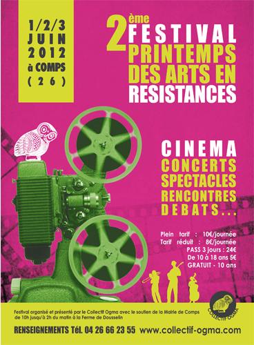 2ème Festival de Cinéma et du Printemps des Arts en [...]
