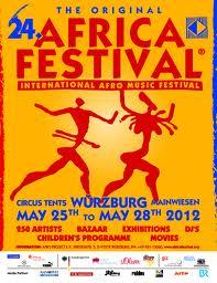 Africa Festival Wuerzburg 2012