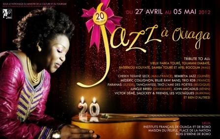 Jazz à Ouaga 2012