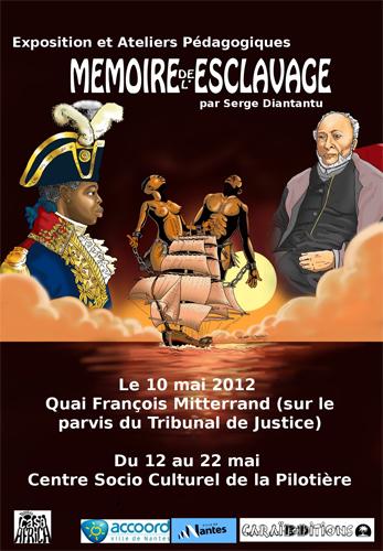 7e journée nationale des mémoires de la traite, de [...]