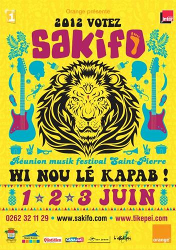 Sakifo Musik Festival 2012