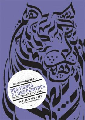 Exposition des Tigres et des peintres à la Fondation [...]