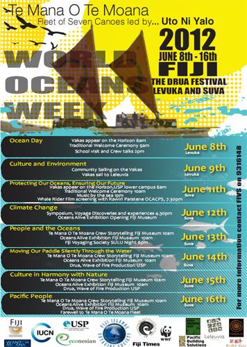 Drua Festival (The) - Levuka and Suva 2012