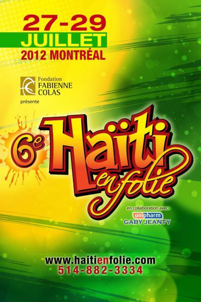 Haïti en folie 2012