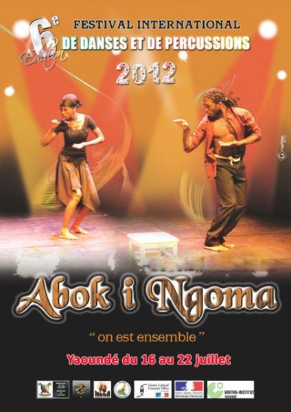 Festival de danses et percussions Abok i Ngoma [...]