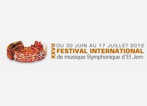 Festival International de Musique Symphonique d'El Jem 2012