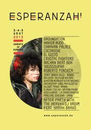 Esperanzah! 2012
