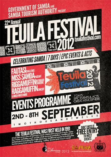 Teuila Festival 2012