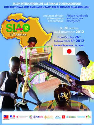 Salon International de l'artisanat de Ouagadougou SIAO 2012