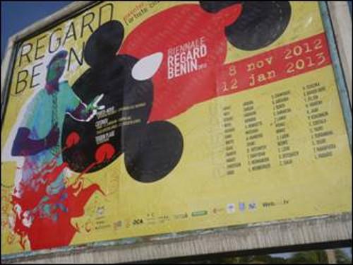 Biennale Regard Bénin 2012