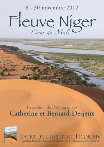Exposition de Fleuve Niger, coeur du Mali