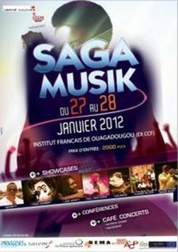 Saga Musik - 4ème édition 2012 du Marché/ Salon de la [...]