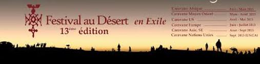 Festival au désert 2013