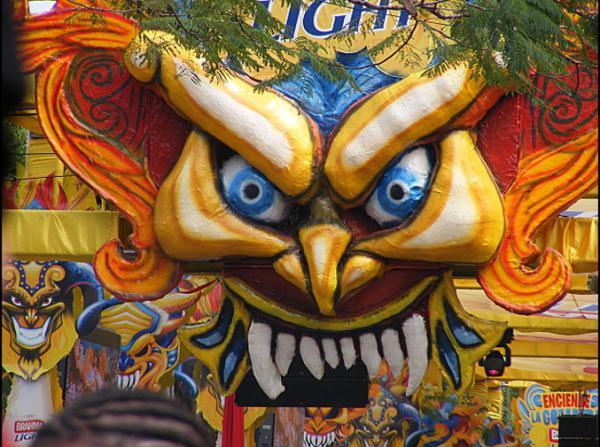 Carnaval de La Vega 2013