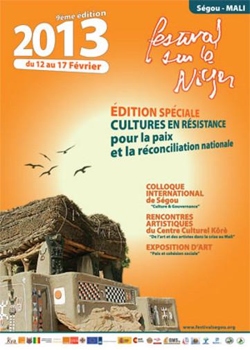 Festival sur le Niger 2013