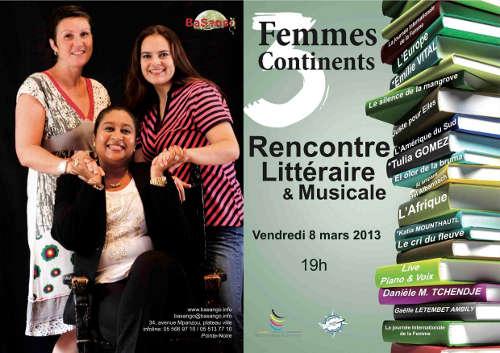 3 Femmes, 3 Continents
