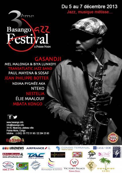 BASANGO JAZZ FESTIVAL 2013