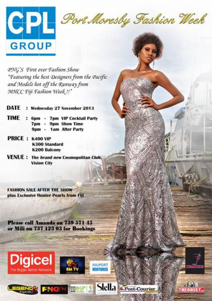 The CPL Group Port Moresby Fashion Week