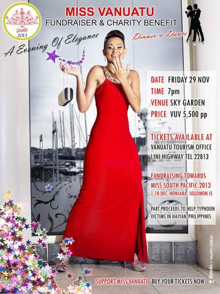 Miss Vanuatu Fundraiser & Charity Event