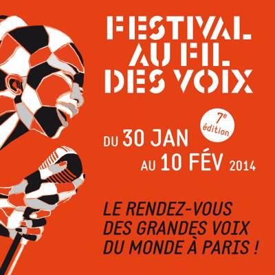 Festival au Fil des voix 2014