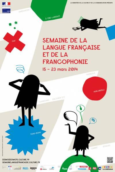 Semaine de la langue française et [...]