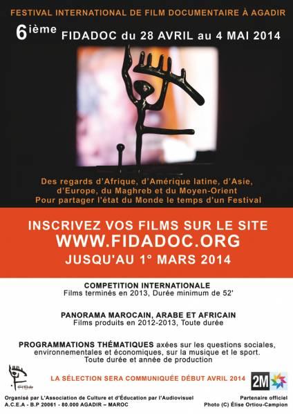 FIDADOC 2014 - International Documentary Film Festival in [...]
