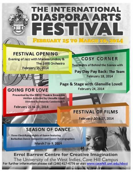 The International Diaspora Arts Festival