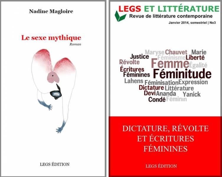 Lancement Legs et Littérature