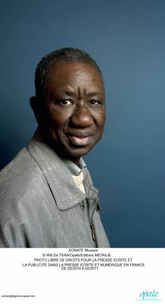 Rencontre autour de Moussa Konaté, écrivain engagé et [...]
