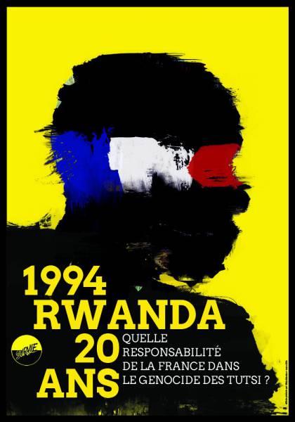 Paris : 1994, génocide des Tutsi : témoignage d'un [...]