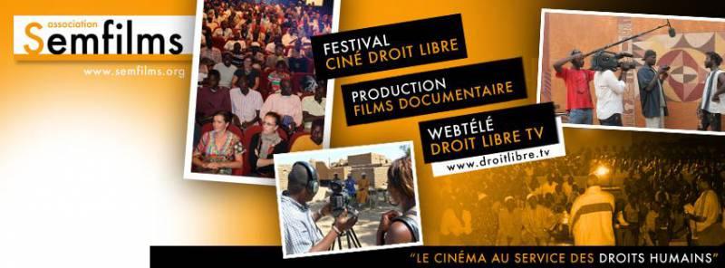Ciné Droit Libre - Dakar 2014