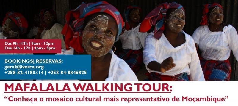 Mafalala Walking Tour (Todos os Dias)