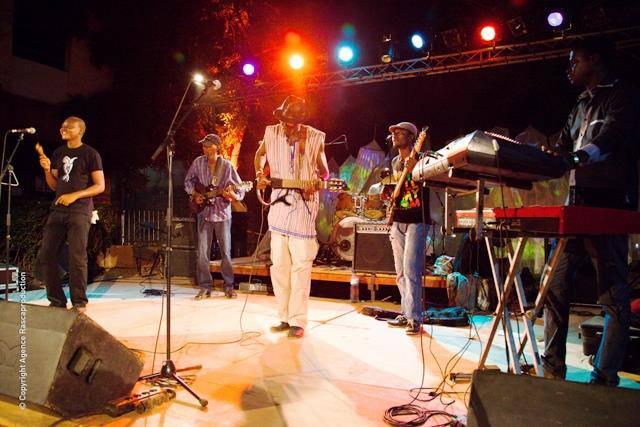 Sosthène and the wirsuk band
