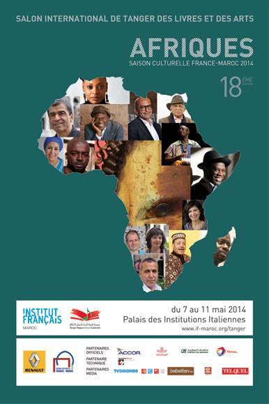 18ème Salon International de Tanger des Livres et des Arts