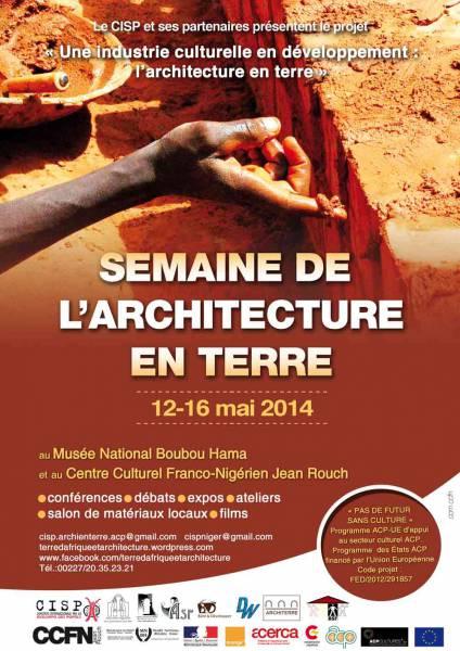La semaine de l'architecture en Terre