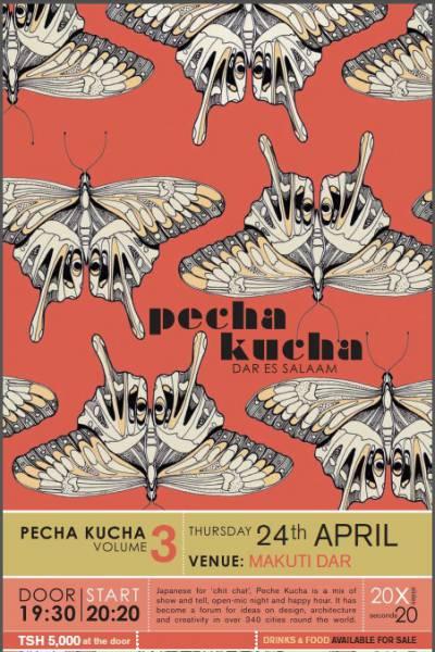 Pecha Kucha Volume 3