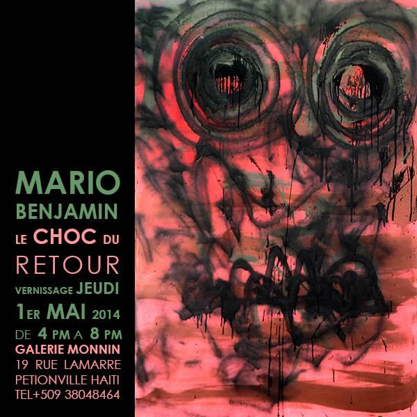 Mario Benjamin, le Choc de Retour