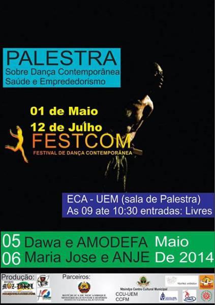 FestCom Festival de Danca Contemporanea