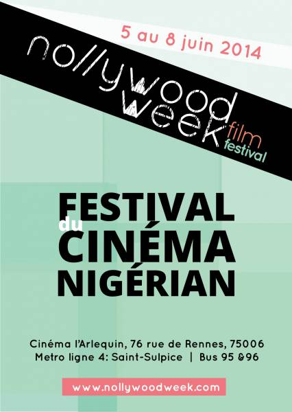NollywoodWeek Paris 2014