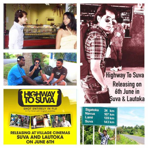 Release of fijian film Highway to Suva in Fiji