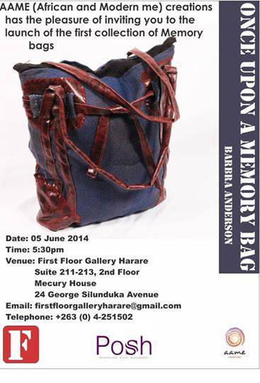 Aame Creations Launch : Once Upon A Memory Bag