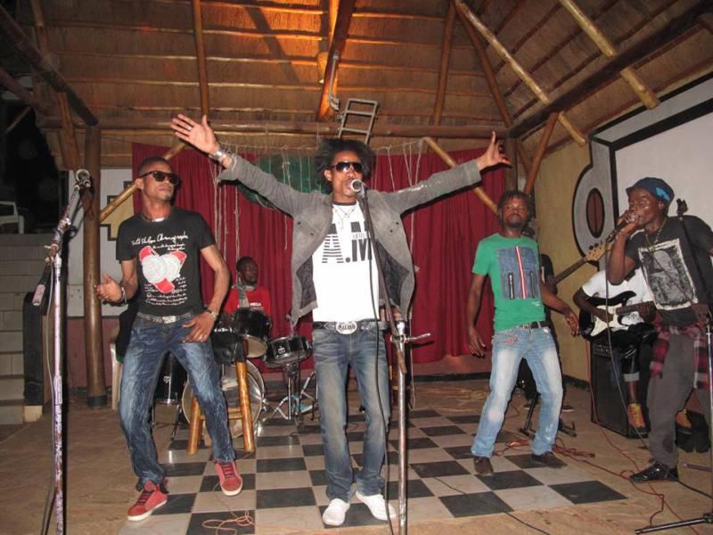 Congo Musica Live at Tilapia