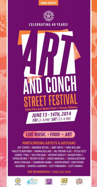 Bahamas Art and Conch Festival