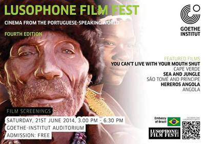 Lusophone Film Fest of Nairobi 2014 - sixth sessioni: From [...]