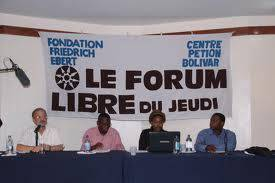 Forum libre du jeudi /  Les relations culturelles [...]